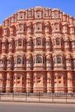 Hawa Mahal - Palace of the Winds in Jaipur, Rajasthan, India. stock photo
