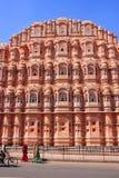 Hawa Mahal - Palace of the Winds in Jaipur, Rajasthan, India. royalty free stock image