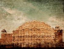 Hawa Mahal (Palace of the Winds), Jaipur, Rajasthan Royalty Free Stock Image