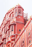 Hawa Mahal-Palast, Jaipur, Rajasthan, Indien Lizenzfreie Stockbilder