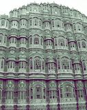 Hawa Mahal-paleis, Jaipur, Rajasthan, India royalty-vrije stock fotografie