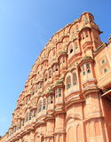 Hawa Mahal Side View. Stock Image