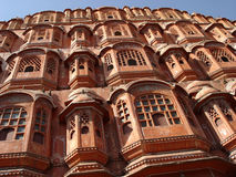 Hawa Mahal (Wind Palace) Royalty Free Stock Photos