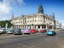 Hawański, Kuba Obrazy Royalty Free