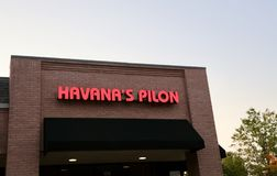 Hawański ` s Pilon, Memphis, TN Zdjęcia Royalty Free
