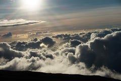 HAWAI,最少人口众多,美国各州 库存图片