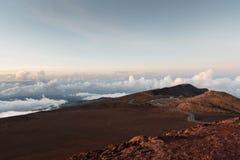 HAWAI,最少人口众多,美国各州 图库摄影