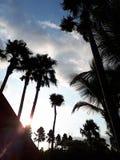 Hawai Waterpark Swimming Pool. Based at Malang East Java-Indonesia Royalty Free Stock Photo