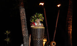 hawaiansk gammal lahainaluauman Royaltyfria Foton