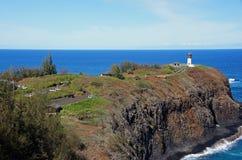 Hawaiansk kust, USA Arkivfoto