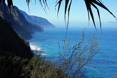 Hawaiansk kust, USA Royaltyfria Bilder