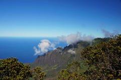 Hawaiansk kust, USA Royaltyfri Fotografi