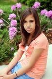 hawaiansk princess Fotografering för Bildbyråer
