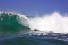 hawaiansk wave arkivbilder