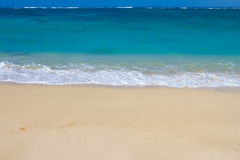 Hawaii Beach Paradise Vacation Stock Photography