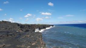 Hawaii. A beautiful day in Hawaii Royalty Free Stock Photo
