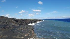 Hawaii. A beautiful day in Hawaii Stock Photos