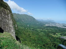 Hawaii-Berg 1 Lizenzfreies Stockbild