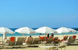 Hawaii, Big Island, Beautiful beach Royalty Free Stock Photography