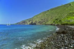 Hawaii cove Royalty Free Stock Photo