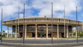 Hawaii delstatsparlament Arkivbilder