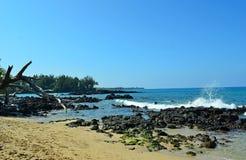 Hawaii, isla grande Foto de archivo libre de regalías