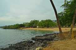 Hawaii, isla grande Imágenes de archivo libres de regalías