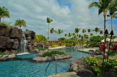 Hawaii, isla grande Fotos de archivo libres de regalías