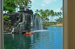 Hawaii, isla grande Imagenes de archivo