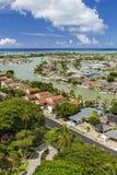 Hawaii Kai and Maunalua Bay 2 Royalty Free Stock Photos