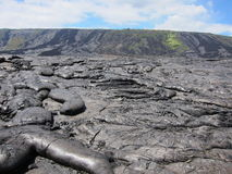 Hawaii Lava Stock Image