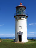 Hawaii Light House stock images