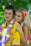 Hawaii love Royalty Free Stock Photo