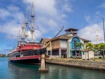 Hawaii Maritime Center Stock Photo