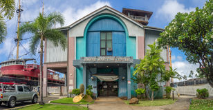 Hawaii Maritime Center Royalty Free Stock Image
