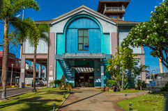 Hawaii Maritime Museum Stock Images