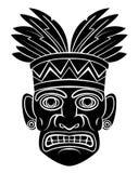 Hawaii-Maske lizenzfreie abbildung