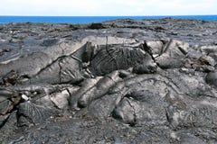 Hawaii Mottled Lava. Stock Photography