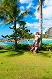 Hawaii, Oahu Royalty Free Stock Photos