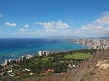hawaii oahu Royaltyfri Foto