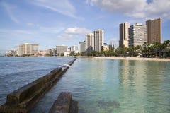 Hawaii - Oahu fotografía de archivo