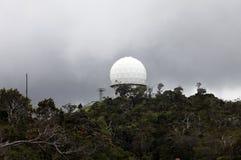 Hawaii observatorium Royaltyfri Fotografi