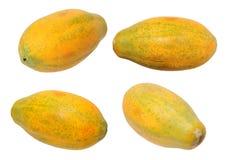 Hawaii papaya Stock Photo