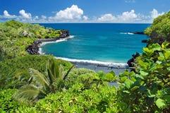 Hawaii paradise on Maui island Royalty Free Stock Images