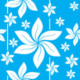 Hawaii pattern for print Royalty Free Stock Photos