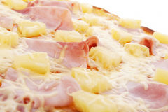 Hawaii pizza. Stock Images