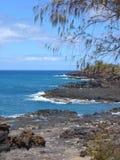 hawaii poipu royaltyfri foto