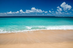 Hawaii Poipu beach landscape Stock Photography
