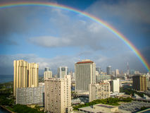 Hawaii Rainbow Royalty Free Stock Photography