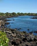 Hawaii's Whittington Beach Park Stock Image